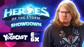 Play Heroes of the Storm with the Yogscast at EGX!