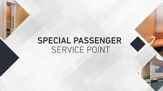 Special Passenger Service Points