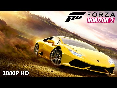 FORZA HORIZON 2 Gameplay 1080P | Forza Horizon 2 Races & Cars Walkthrough | Forza Horizon 2 Review