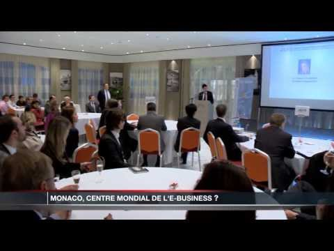 Monaco centre mondial de l'e-business