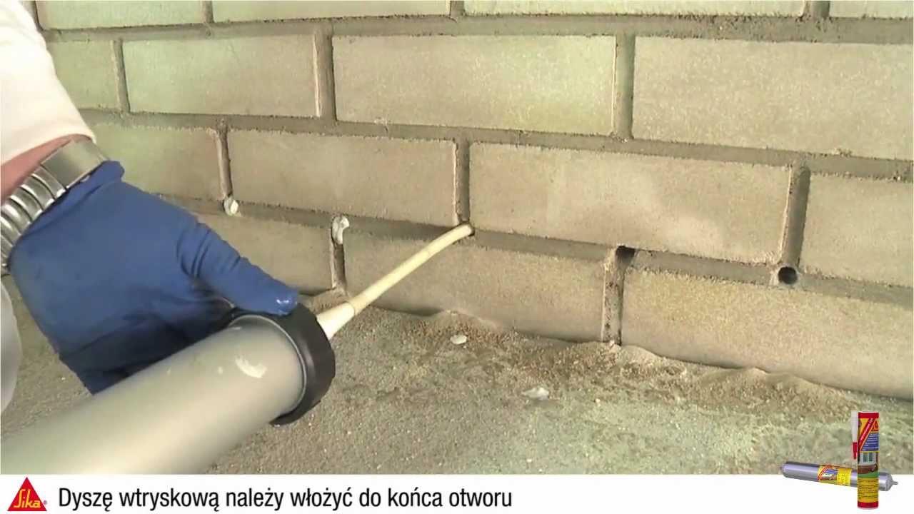 Iniekcja murów