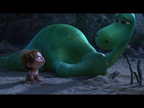 'The Good Dinosaur' Trailer Is Guaranteed to Tug at Your Heartstrings