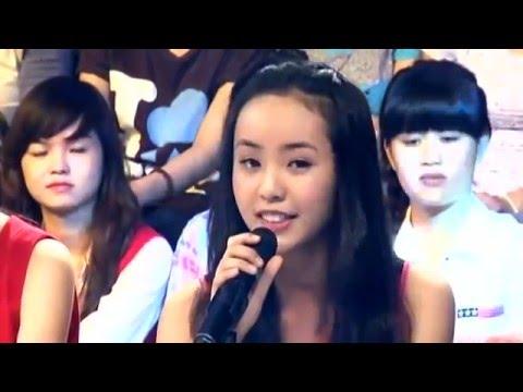 Lê Hoàng Bảo Trân - Người mẫu Bảo Trân khoe giọng hát