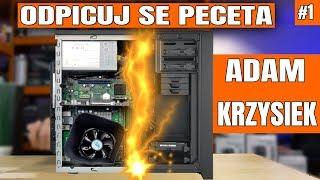 Odpicuj Se PeCeta  #1 - Modernizacje komputerów Widzów - VBT