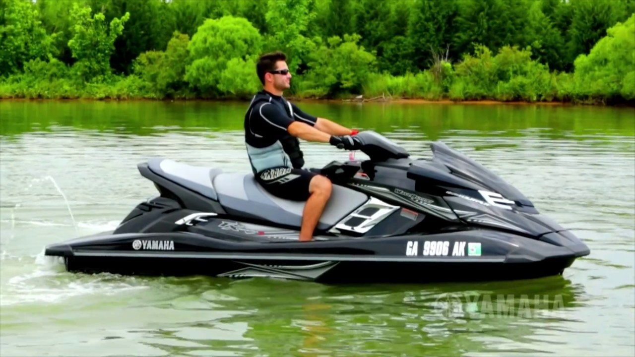 2014 yamaha fx ho series waverunners youtube for Yamaha jet ski dealer