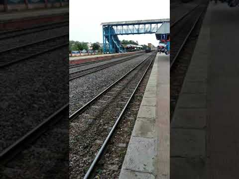 India Largest Freight double decker train