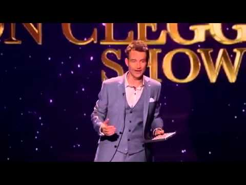 Britain's Got Talent Jon Clegg live