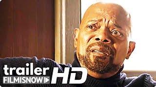 SHAFT (2019) Restricted Trailer   Samuel L. Jackson Action Thriller Movie