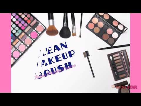 How to Clean Makeup Brushes at Home | Easy + Cheap!!!