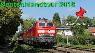 Br111 Fan: Deutschlandtour 2018 #7 Mit dem BW-Ferienticket an den Bodensee