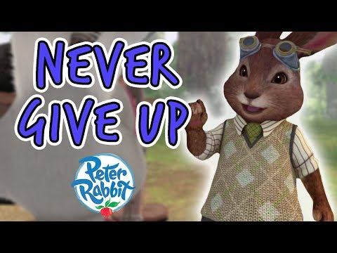 Peter Rabbit -  A Good Rabbit Never Gives Up | Summer Compilation