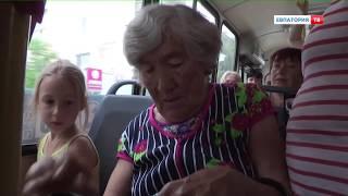 Не хватает водителей автобусов