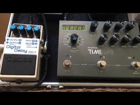 Using different DELAY types for worship