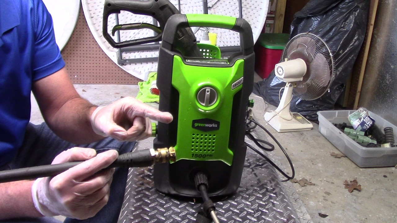 The Best Power Washer For Mobile Detailing Youtube