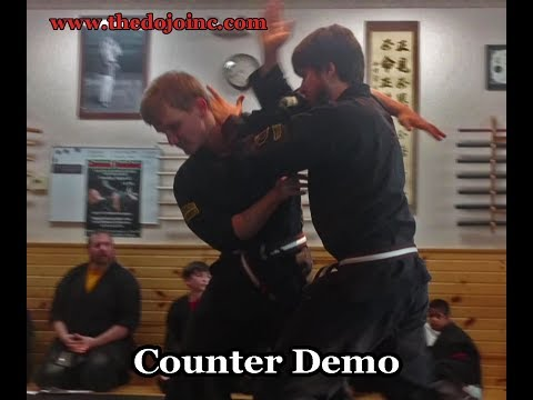 "Student's ""Technique Counter"" Demonstration"