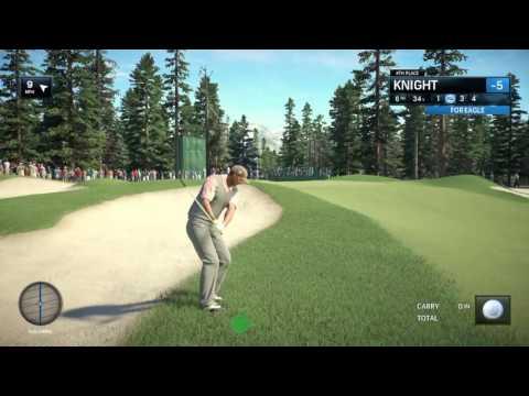 Rory Mcilroy PGA Tour - Alberta classic - Round 1