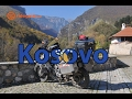 Ep 30 - Kossovo - Around Europe on a Motorcycle - Honda Transalp 700