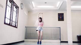 Flower Shower - Hyuna Dance Cover by Yova