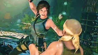 SHADOW OF THE TOMB RAIDER: Takedowns Trailer (2018)