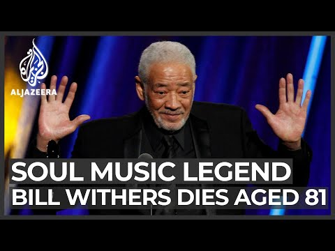 Bill Withers, Famed 'Lean On Me' Singer-songwriter, Dies At 81