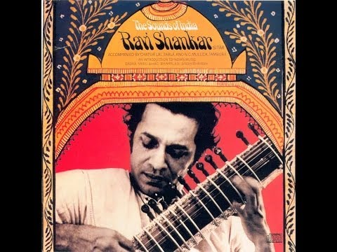 Ravi Shankar - The Sounds of India (full album)