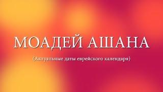 Моадей аШана: 9 ава грех разведчиков - духовный корень разрушения храма