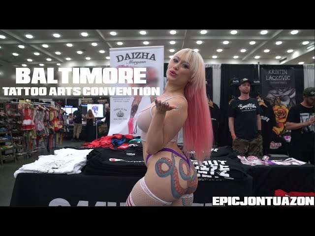 Baltimore Tattoo Arts Convention 2019 | Villain Arts