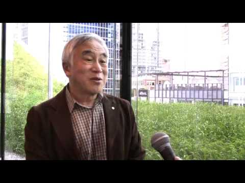 VIDEO: Bing Thom at the 2011 Festival of Architecture