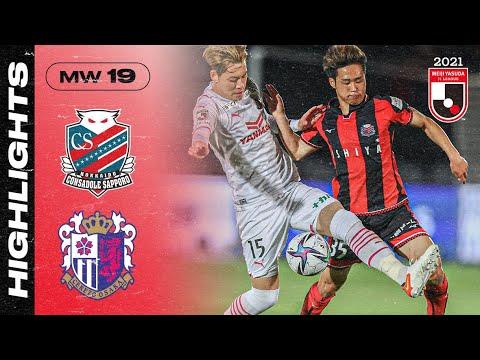Sapporo C-Osaka Goals And Highlights