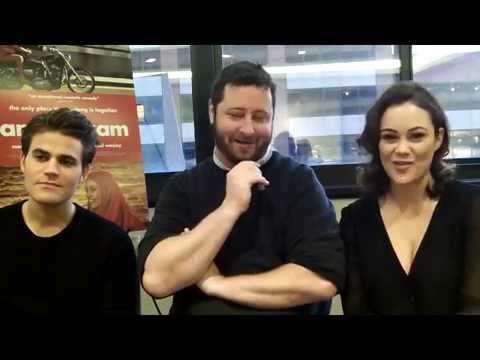 Paul Wesley, Sean Mullin and Dina Shihabi Interview about 'Amira & Sam' with comingsoon.net