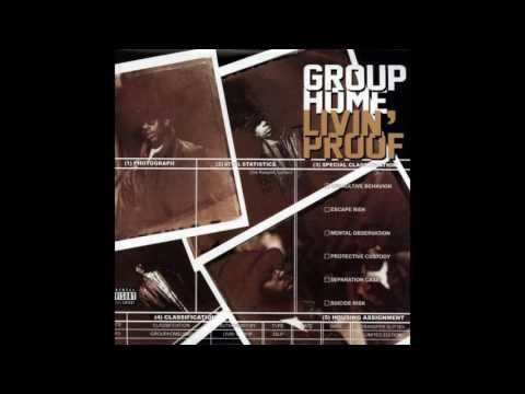Group Home - Livin' Proof (1995-2013) (Bonus Disc Instrumentals)