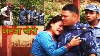 माग्नेको परिवारमा गहना चोरी || Magne Budho, Best Nepali comedy Clip Meri Bassai