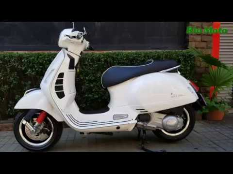 GTS  Vespa  HPE is the most powerful Vespa  ||Full details & Specification||