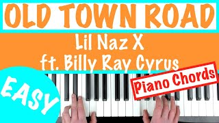 how-to-play-old-town-road---lil-nas-x-ft-billy-ray-cyrus-slow-piano-chords-tutorial