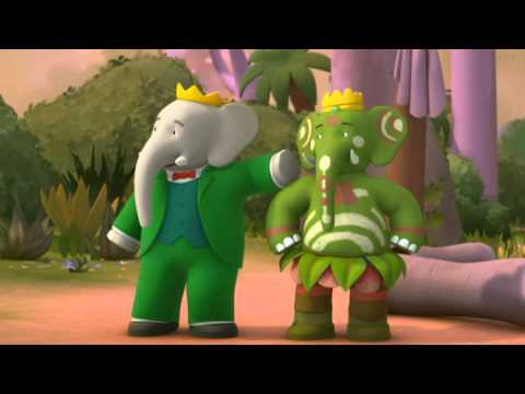Babar and The Adventures of Badou - 65 - Getting Creative / The Hidden Valley