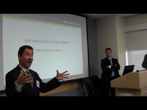 Small Business Accelerator Forum - East Boston - Welcome and Introduction of Speakers