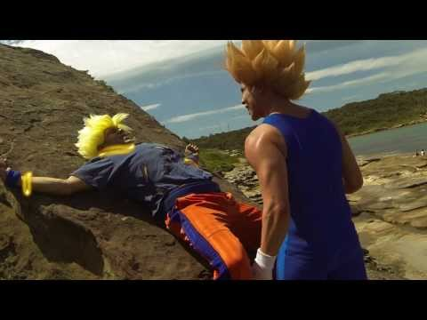 Dragon Ball Z Live Action - The Long Awaited Fight (Fan Film)