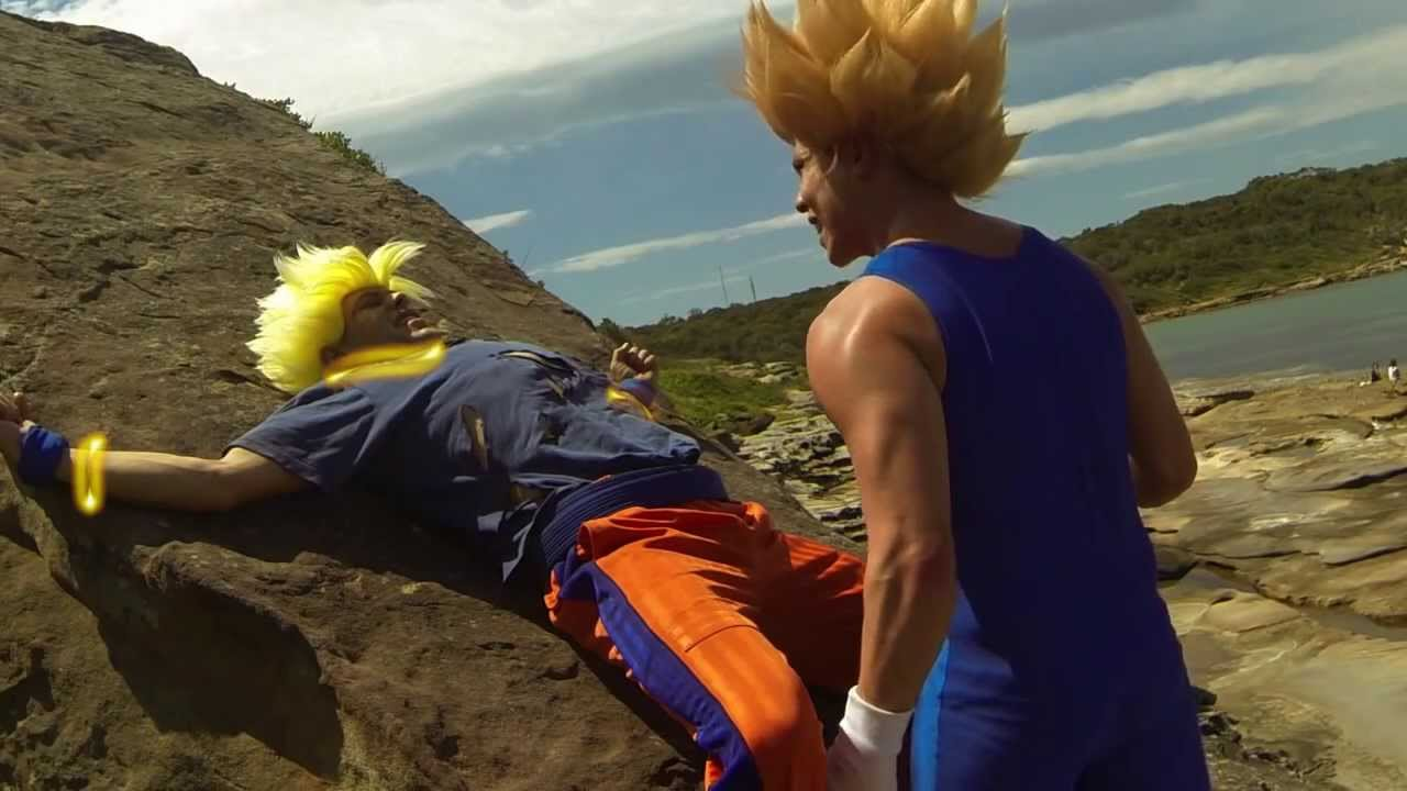 dragon ball z live action the long awaited fight fan