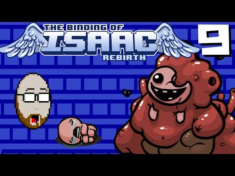 The Binding of Isaac: Rebirth - Part 9 - Psychology Words - BITmachine