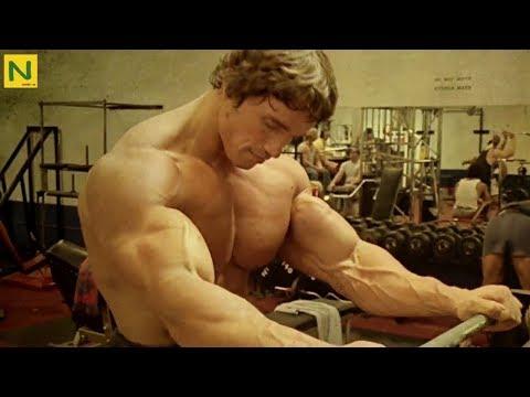シュワちゃんの全盛期の筋肉が凄すぎる!