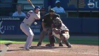 Mets comeback vs Braves 9/13/15