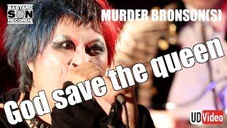 【ユダビデオ】 ユダ様のもう一つのバンド MURDER BRONSON(S) の初ライブ映像を公開します! 70'sパンクをコンセプトに今回は Sex Pistols の「God save the queen」 ...