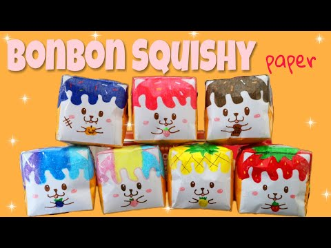 BONBON BY PEPPERCHACHA SQUISHY PAPER COLLECTION