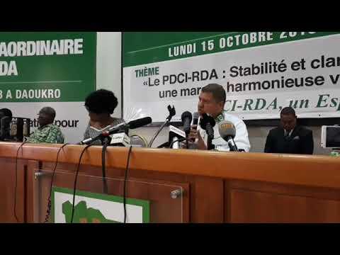 Situation socio-politique: Jean Louis Billon fait le grand déballage part 2