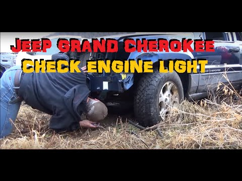 Jeep Grand Cherokee - Check Engine Light P0141 / P0155 / P0523