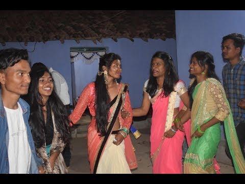 DANCE ON NAGPURI SONG    CHAIBASA    WEST SINGHBHUM    JHARKHAND