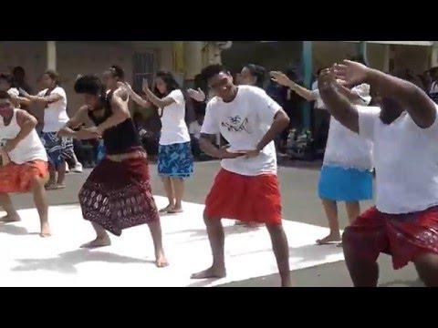 TUVALU SONG CDK 2012