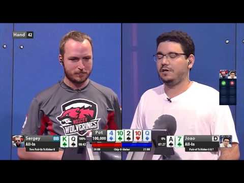 Highlights: GPL Summer Series - Joao Bauer VS Sergey Lebedev - Live from The Cube - Match 109