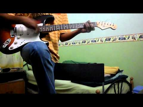 Flo Rida ft David Guetta-Club cant handle me (guitar cover) with chords