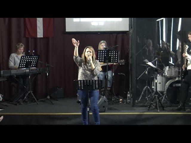 Slavēšana/Поклонение 25.10.2020
